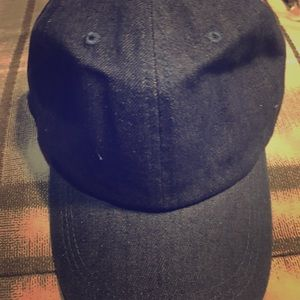 Other - Denim cap NWOT